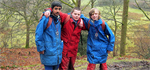 Bronze pupils out to Ghyll Head