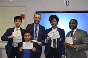 UKMT Intermediate Maths Challenge Success