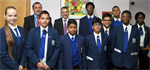 Chris Wormald, Permanent Secretary for Department for Education Visits Us
