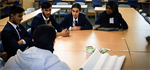 Academy Students Give Feedback to Manchester College
