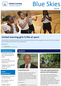 United Learning Publications